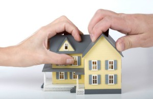 Выделить долю из совместной собственности